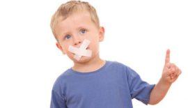 нарушение речи у ребенка