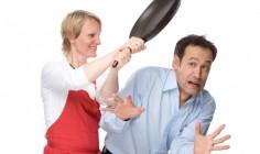 плохие отношения с женой