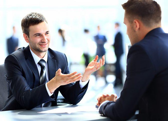 общение деловых людей