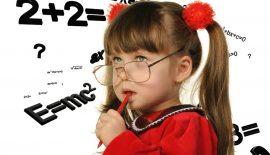 умная девочка
