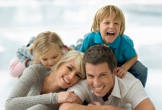 Смысл жизни в семье