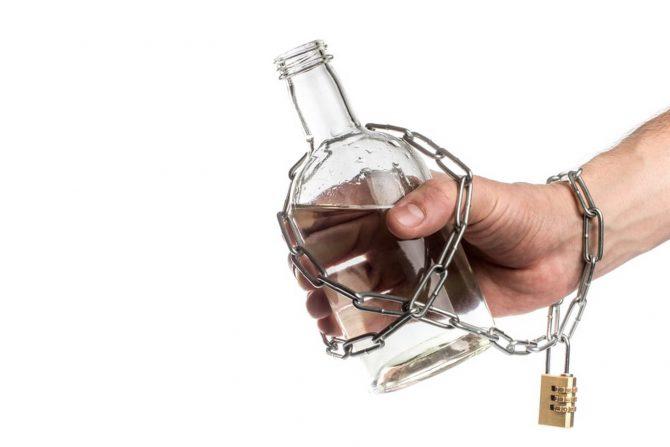 алкоголь - зависимость